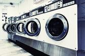стиральные машины — Стоковое фото