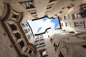 Lyon architecture — Stock Photo
