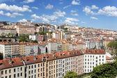 Colored Lyon district — Stockfoto