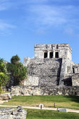 Ruins of Tulum — Stock fotografie