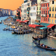 Sunset on Venice — Stock Photo #10525931