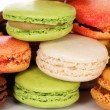 Macaroons assortment — Stock fotografie