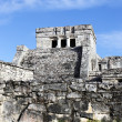 Ruins of Tulum, Mexico — Stock Photo