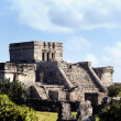 Famous Tulum ruins — Stock Photo #8294104