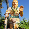 Stock Photo: Mexican statue