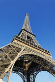 Famous Eiffel Tower — Stock Photo
