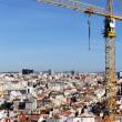Crane in Lisboa - Stock Photo