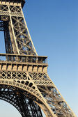 Part of the Eiffel tower — Photo