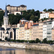 Stock Photo: Lyon city