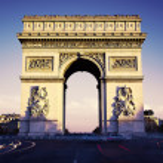 Evening Paris — Stock Photo #8748988