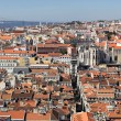 Lisbon and the river — Stock Photo #8893264