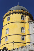 Yellow tower — Stock Photo