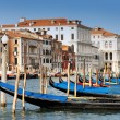 Grand Canal in Venice - Lizenzfreies Foto