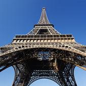 Eiffel Tower square — Stock Photo