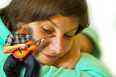 Love song — Stock Photo