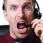 Hotline goes wrong — Stock Photo #10603316