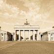 Brandenburger Tor, Berlin — Stock Photo #10043209