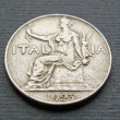 Italian coin — Stock Photo #10066522