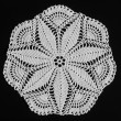 Stock Photo: Doily