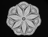 A doily — Stock Photo