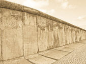 Berlin Wall — Stock Photo