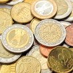 Euro coins — Stock Photo #10323249
