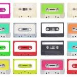 Tape cassette — Stock Photo #10603134