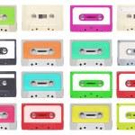 Tape cassette — Stock Photo #10663107