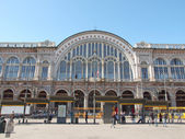 Station porta nuova, turijn — Stockfoto