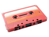 Tape cassette — Stock Photo