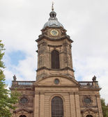 St Philip Cathedral, Birmingham — Stock Photo