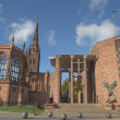 Stock Photo: Coventry Cathedral