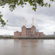 Battersea Powerstation, London - Lizenzfreies Foto