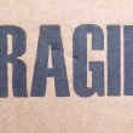 Fragile — Stock Photo