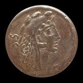 Romeinse munt — Stockfoto