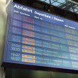 Timetable — Stock Photo #8949932