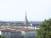 Turin, Włochy — Zdjęcie stockowe