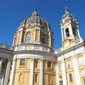 Basilica di Superga, Turin — Stock Photo