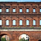 Porte Palatine, Turin — Stock Photo