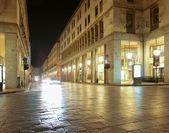 Via roma, Turín — Foto de Stock