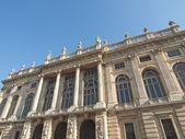 Palazzo Madama, Turin — Stock Photo