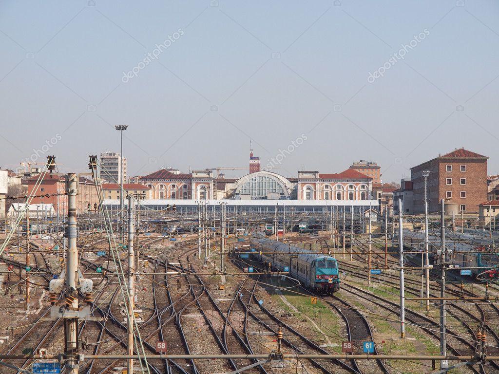 Stazione di porta nuova torino foto stock - Orari treni milano torino porta nuova ...
