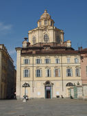 San Lorenzo church, Turin — Stockfoto