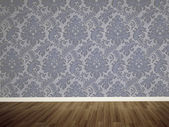 Empty wall in room — Stock Photo