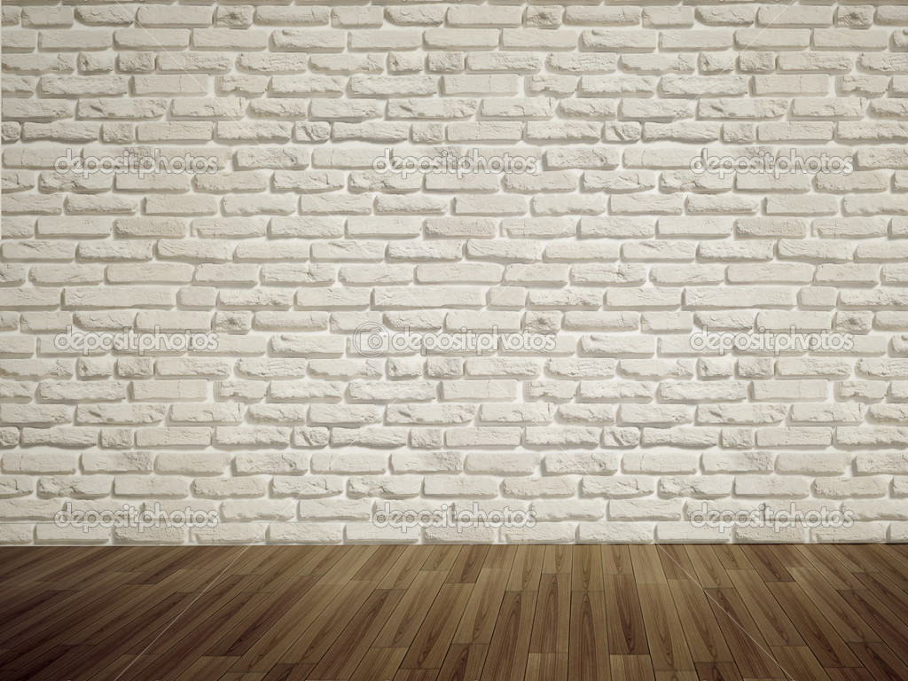 Blank brick wall — Stock Photo © 876896789 #9023885