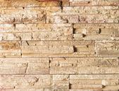 Mortar background texture of bricks — Stock Photo