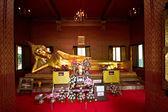 Sklápěcí golen buddha — Stock fotografie