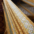 Ornamental columns of Royal Pantheon — Foto Stock