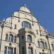 Old building in centre of Riga — Stock Photo #9847815
