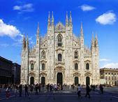 Duomo di Milano, Milan, Italy — Stock Photo